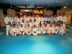 Twin Taekwondo AIDA Camp 2013