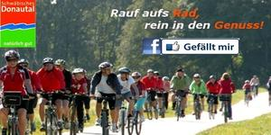 Donautal-Radelspa 2013 - Werden Sie Fan auf Facebook!