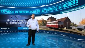 Film ber Obernkirchen und Eisenbahn