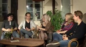 STUDENTEN TESTEN LATENIGHT-SHOW