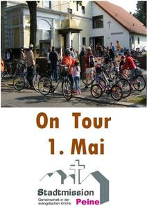 Sonne und Radfahren: Stadtmission Peine on Tour