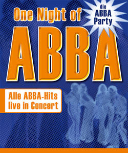 One Night of ABBA  - 31.12.2013 - Ulm/Neu-Ulm - ratiopharm arena l Oxx-Stage