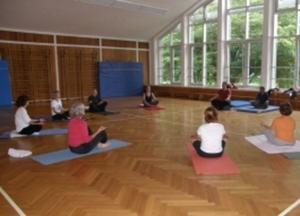 Neuer Yoga-Kurs beim TSV Milbertshofen