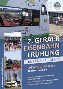2. Geraer Eisenbahnfrhling