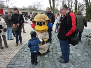 Mit myheimat im Zoo Hannover (Regionales myheimat-Treffen Hannover 2013)