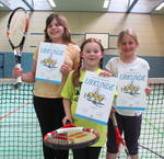 Kinder-Tennis-Sportabzeichen
