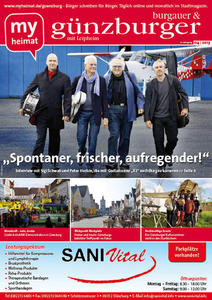 Die April-Ausgabe des gnzburgers hier als E-Paper lesen