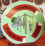 Armbrustknig/In und Schwarze Scheibe beim Schtzenverein Fuhrberg