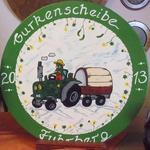 Gurkenknig/In vom Schtzenverein Fuhrberg 2013