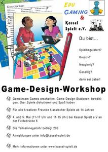 Game-Design-Workshop in Kassel