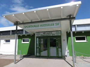Heesseler SV  Halleneinweihung: Spiel + Sport = Spa! (Teil 1)