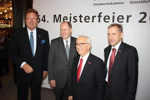 Meisterfeier des Handwerks mit Peer Steinbrck