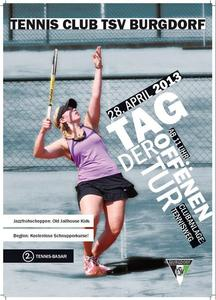 'Tag der offenen Tr' im TSV Tennisclub Burgdorf