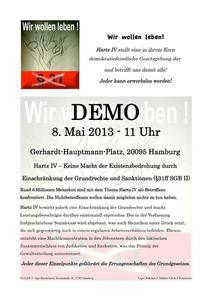 Demo gegen Sanktionen ist abgesagt!