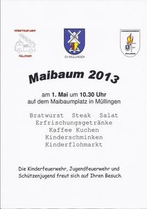 Maibaum 2013