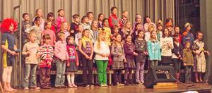 Kinderchor Bad Arolsen: Musical in der BAC