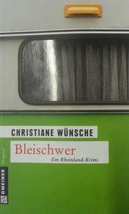  Buch-Tipp: Bleischwer von Christiane Wnsche