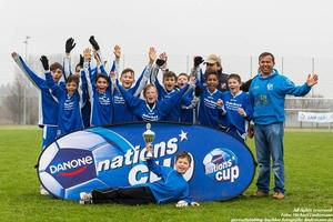 Vorrundenturnier Danone Nations Cup Buchloe