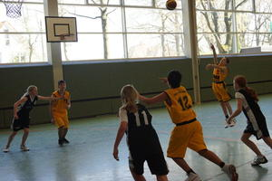 Stelinger Basketballer gewinnen gegen Luthe