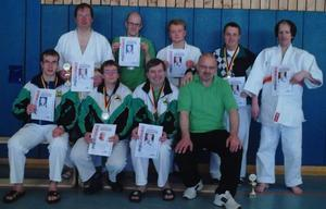 19. Landesturnier fr G-Judo in Lneburg