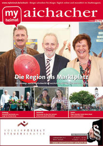 Jetzt neu! Den aichacher 05/2013 hier als E-Paper lesen
