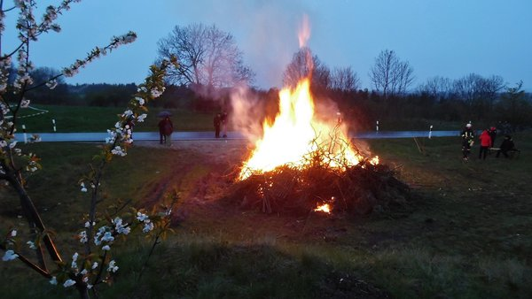 Maifeuer am 30.4.2013 !