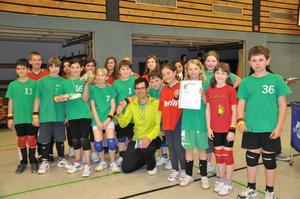 12. Maikfer Cup - Groes Volleyball- Jugendturnier der SG Letter 05