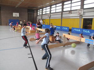 Schultennis-Cup an der Astrid-Lindgren-Grundschule