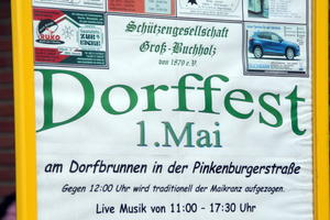 Dorffest mitten in der Stadt