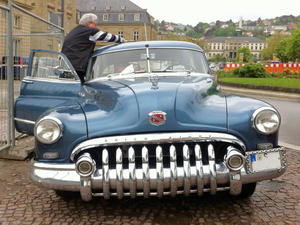 1950 Buick Eight Special‬