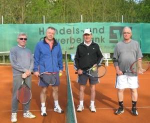 Tennissaison 2013 in Anhausen erffnet