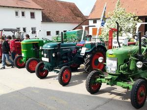3. Oldtimertreffen am heutigen Sonntag in Reatshofen