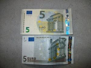 Neuer 5 Euro Schein !