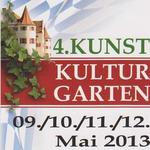 4. Kunst- Kultur- Garten - Jagdschloss Grnau bei Neuburg