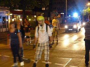 Hannover-Dhren: Skate by Night - am 08.05.2013 durch Hannover-Dhren