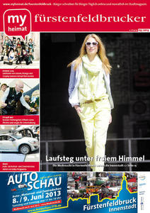 Jetzt neu! Den frstenfeldbrucker 05/2013 hier als E-Paper lesen