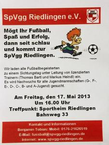 SpVgg Riedlingen e.V.
