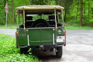 Land Rover-Treffen am Hexenteich Menden