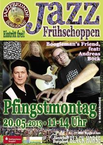 Boogiemans Friend am Pfingstmontag im Schlosspark