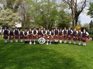 Highland Gathering in Peine 04.05-05.05.2013
