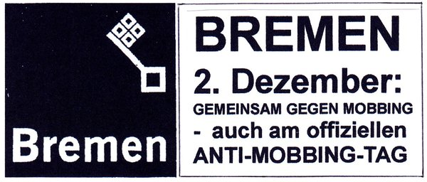 Einfhrung eines landesweiten Anti-Mobbing-Tages in Bremen