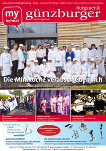 Die Mai-Ausgabe des gnzburgers hier als E-Paper lesen