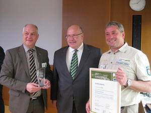 Eifel gewinnt Biodiversitts-Sonderpreis im Bundeswettbewerb Nachhaltige Tourismusregion 2012/2013