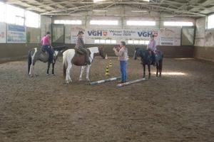 Das war's!!! Erster Westernreitkurs im Reitverein Peine