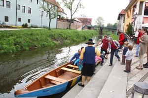 Romantische Inselrundfahrt im Ried