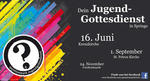 questionmark - der nchste Jugendgottesdienst am 16. Juni - zu Gast in der Kreuzkirche Springe