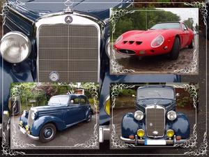 Collage, Oldtimer