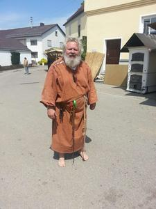 Kleines historisches Dorffest in Mndling - Lagerleben  - Teil 3