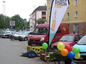 Garteln im Viertel mit den Naturindianerkids!