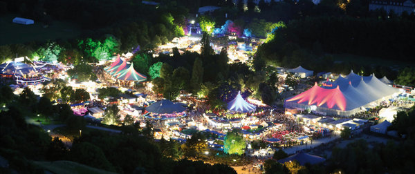 Tollwood Sommerfestival 2013